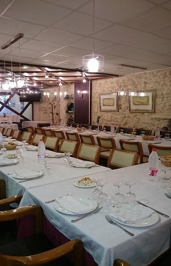 Salones para eventos - Hotel Salvadora - Hotel en Villena, Alicante
