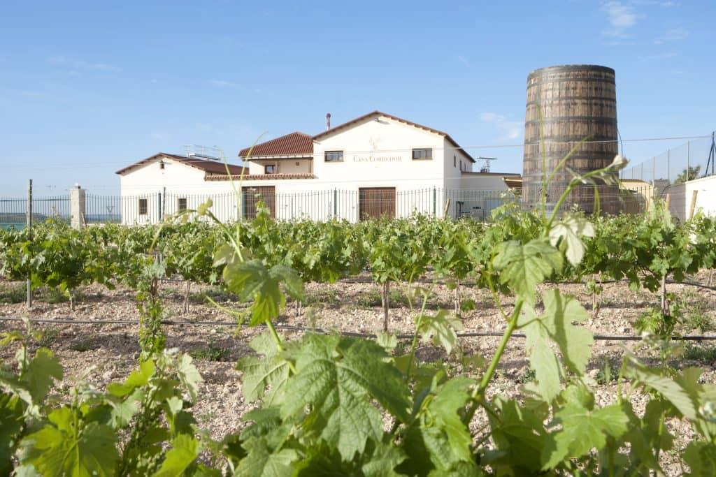 Hotel en Villena para la Ruta del Vino de Alicante